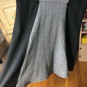 New York & Company Dresses - Never Worn New York & Co Black and Grey Dress